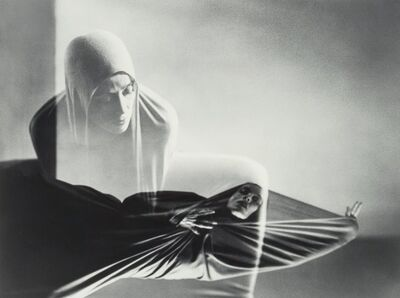 Barbara Morgan, 'Martha Graham- Lamentation', 1935