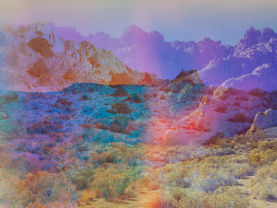 Terri Loewenthal, 'Psychscape 18 (Banner Ridge, CA)', 2017