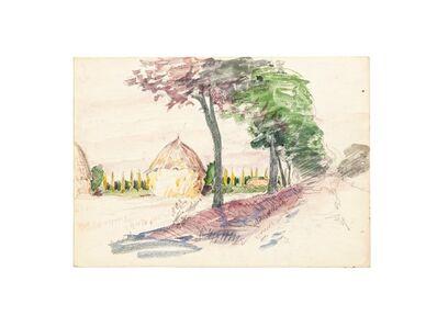 Jean-Raymond Delpech, 'Countryside', xx Century