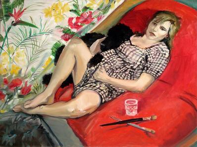 Audrey Anastasi, 'Waiting', 1997