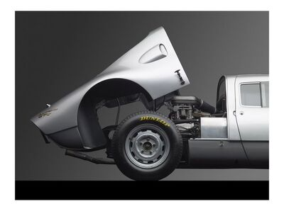 Michael Furman, '1964 PORSCHE 904 CARRERA GTS SIDE OPEN', ca. 2014