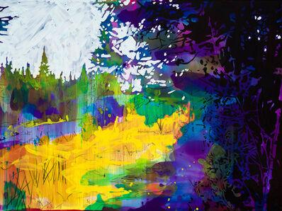 Steve Driscoll, 'Guthrie in Light #7', 2021