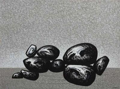 Ma Desheng, 'Ocean Cliff At Night', 2007
