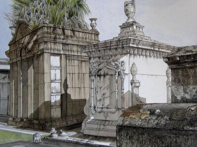 Shirley Rabe' Masinter, 'Tombs', 2015