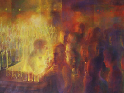 Bernard Perlin, 'The Bartender', 1958