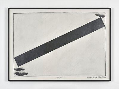Keiji Uematsu, 'Three stones', July 1979