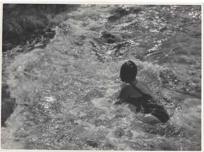 Ferenc Csík, 'Woman in the Sea', 1937