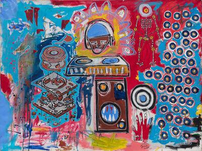 Jamal Ince, 'Cut Creator II', 2011