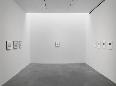 "'Installation image: Pace Gallery, ""Callahan & Misrach"" show, New York, 2013'"