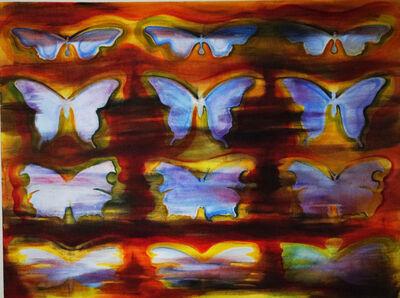 Mirjam Seeger, '16 Butterflies', ca. 2019