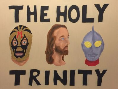 Fred Fleisher, 'THE HOLY TRINITY ', 2017