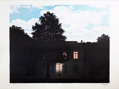 René Magritte, 'L'Empire des Lumières ', 2004