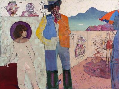 Maurice Burns, 'Blues for Linda'