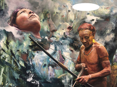 Reinier Gamboa, 'Akuntsu', 2019