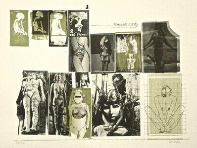 Sergio Barletta, 'Eros and Thanatos', Later 20th Century