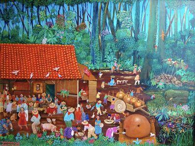 Manuel Garcia Moia, 'Untitled (Fiesta Solentiname)', 1989-2007