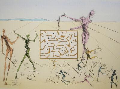 Salvador Dalí, 'Computer Circuit', 1975