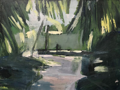 Pippa Blake, 'Garden Study II'