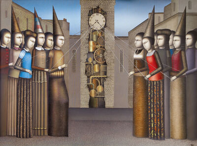 "Armen Gevorgian, '""Time Machine"" / ""Zaman Makinesi""', 2006"