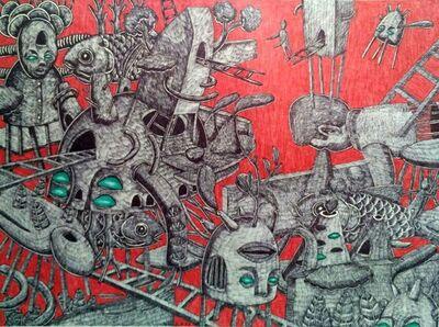 Joko Atmaja, 'The Bitch', 2017