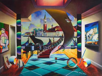 Ferjo, 'Dream in Russia'