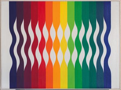 Julio Le Parc, 'Ondes 149', 1974