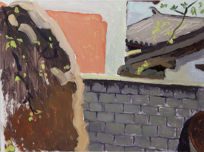 Dan Talbot, 'Horse's butt', 2013