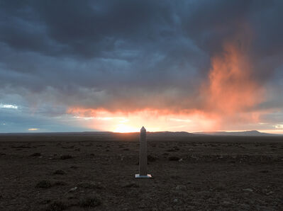 David Taylor, 'Obelisk 14', 2016