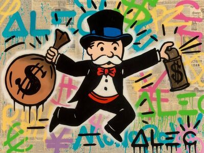 Alec Monopoly, 'Monopoly Money'
