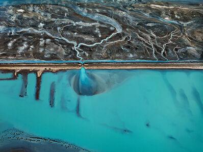 Edward Burtynsky, 'Cerro Prieto Geothermal Station, Sonora, Mexico', 2012