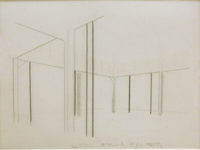 Fred Sandback, 'Untitled', 1995
