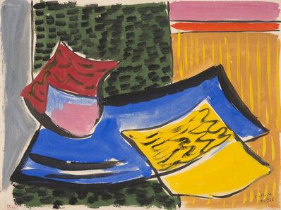 Werner Drewes, 'Composition A220', 1946