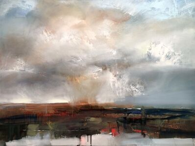 Kevin Kearns, 'Sunlight Shining Through Clouds', 2018