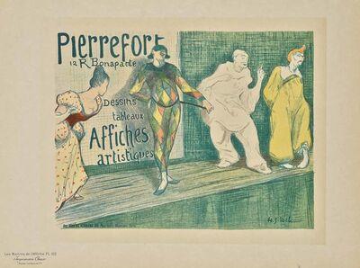 Henri-Gabriel Ibels, 'Pierrefort (Plate 102)', 1898