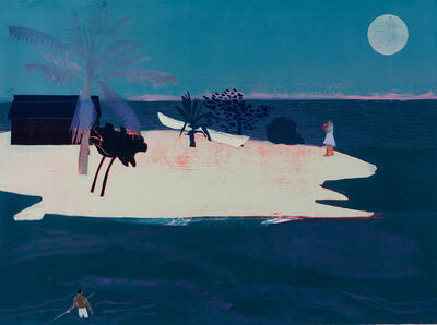 Tom Hammick, 'Waiting For Time', 2016