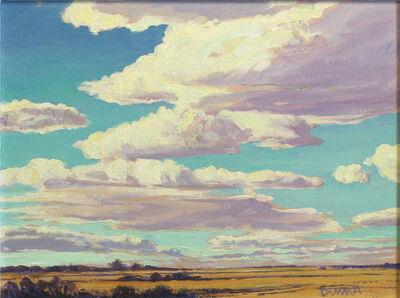 William Duma, 'Alberta sky (15-21)', 2021