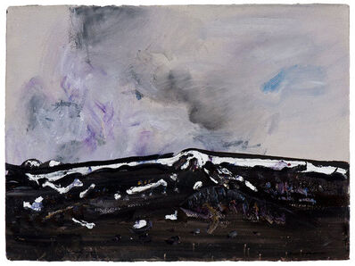 Fred Williams, 'Storm Cloud, Kosciusko I', 1975