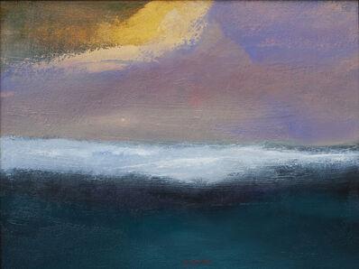 John Axton, 'Foggy Dawn', 2021