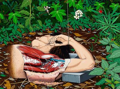 Chen Fei, 'Renaissance in the Bush / 草叢裏的文藝復興', 2013