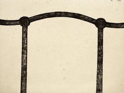 Martin Puryear, 'Shoulders', 2002