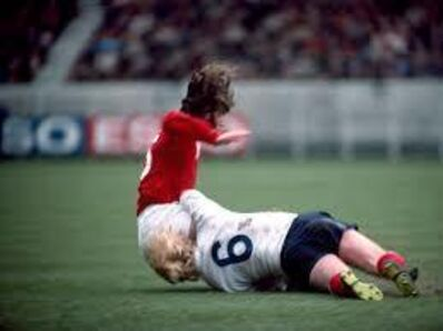 Gerry Cranham, 'JPR vs JPR', 1977