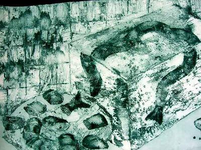 Miquel Barceló, 'Eels', 1987