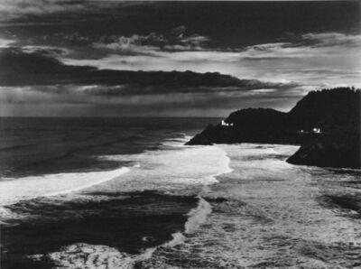 Brett Weston, 'Untitled (Shoreline, California)', 1978