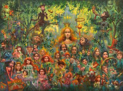 Siamak Azmi, 'Untitled', 2020