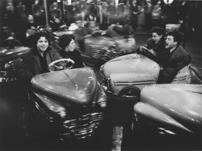 Willy Ronis, 'La fête foraine, Paris', 1955