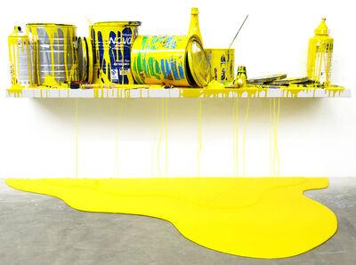 Jorge Magyaroff, 'Escenario Amarillo (1)', 2014
