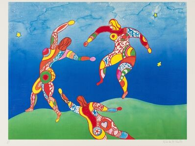 Niki de Saint Phalle, 'La Danse', 1993