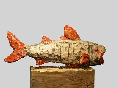 Aimo Katajamäki, 'Big Fish', 2017