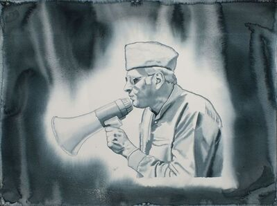 T.V. Santhosh, 'Untitled 2 (Politician)', 2010
