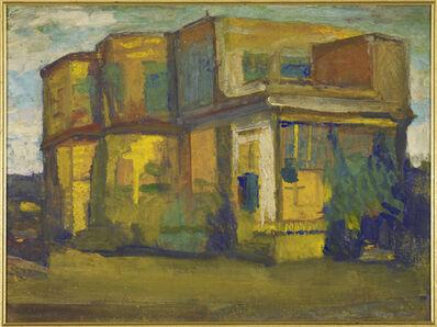 Jamini Roy, 'Untitled (House)', n/a